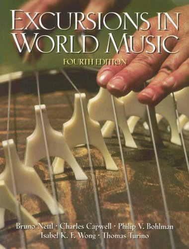 9780131403055: Excursions in World Music