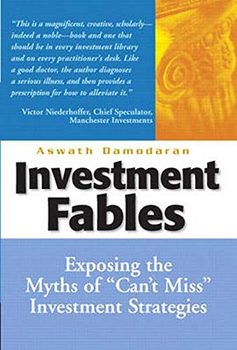 9780131403123: Investment Fables: Exposing the Myths of