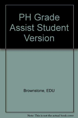 9780131403260: PH Grade Assist Student Version