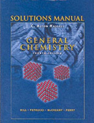 9780131403499: General Chemistry