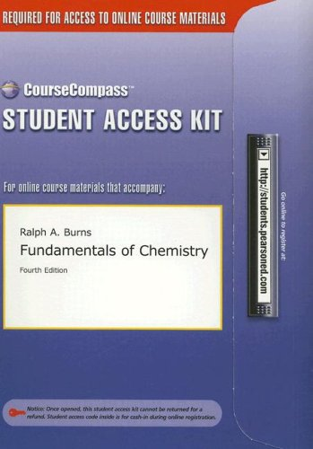 9780131403802: CourseCompass Access Code Card