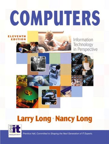 9780131405721: Computers: Information Technology in Perspective, 11th Edition