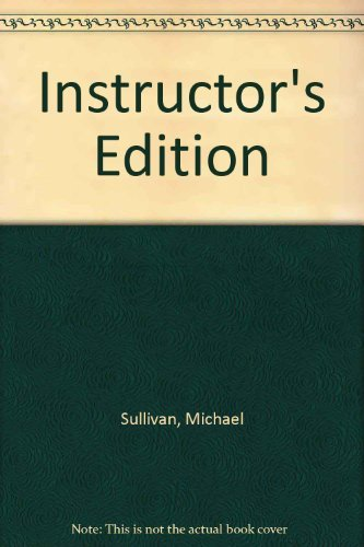 9780131406223: Instructor's Edition