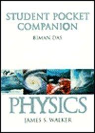 Physics: Student Pocket Companion: James S. Walker