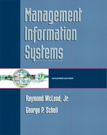 9780131406612: Management Information Systems, Ninth Edition