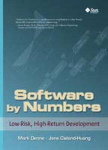 9780131407282: Software by Numbers: Low-Risk, High-Return Development