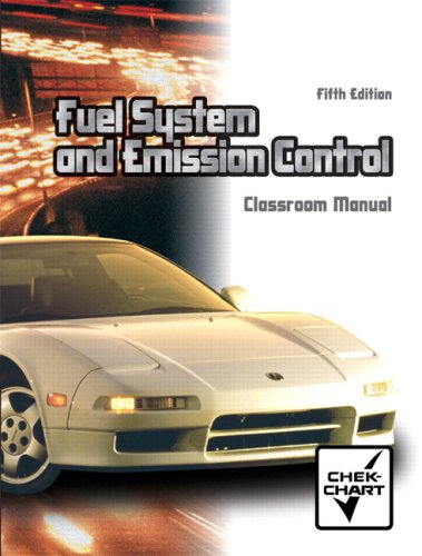 9780131407817: Automotive Fuel Systems and Emission Controls Package (5th Edition)