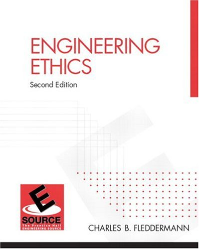 9780131408258: Engineering Ethics, Second Edition