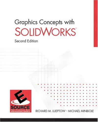 9780131409156: Graphics Concepts with SolidWorks (2nd Edition)