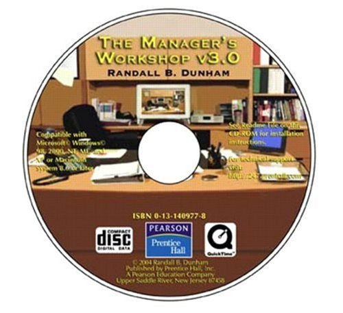 9780131409774: Manager's Workshop 3.0 (3rd Edition)