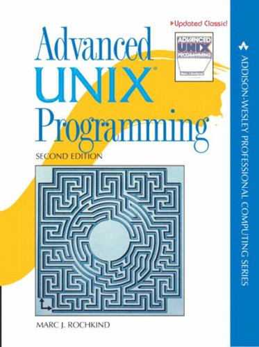 9780131411548: Advanced Unix Programming (Addison-Wesley Professional Computing)