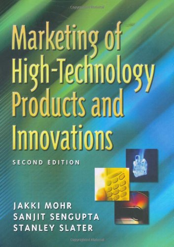 9780131411685: Marketing of High-Technology Products and Innovations (2nd Edition)