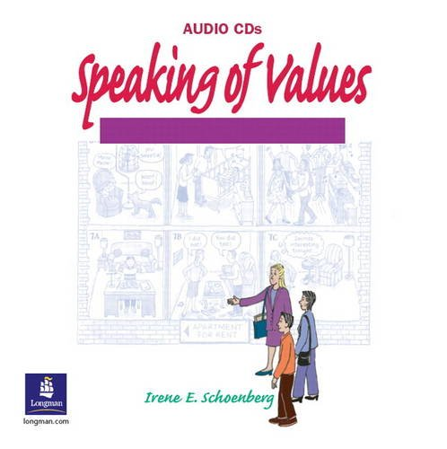 9780131411722: Speaking of Values: Intermediate Conversation