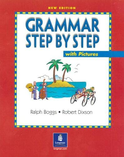 9780131411753: Grammar Step by Step with Pictures