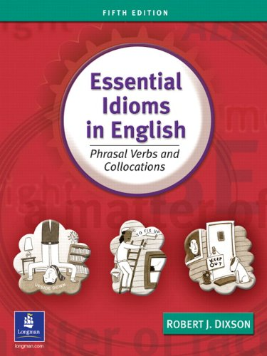 Essen Idioms in English: Dixson