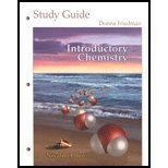 Introductory Chemistry Study Guide (0131411926) by Holder