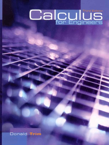 9780131411951: Calculus for Engineers