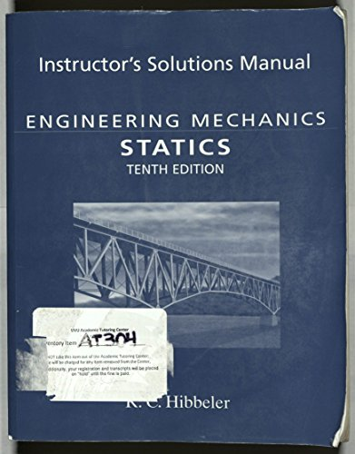 9780131412125: Engineering Mechanics: Statics: Solutions Manual