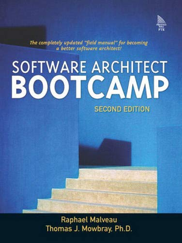 9780131412279: Software Architect Bootcamp (2nd Edition)