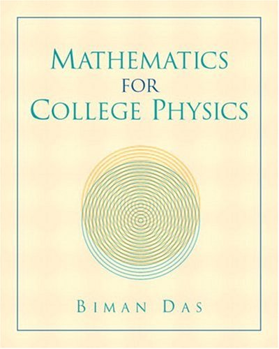 9780131414273: Mathematics for College Physics