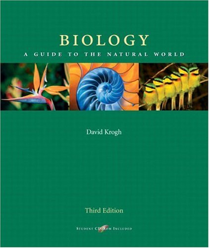 9780131414495: Biology: A Guide to the Natural World
