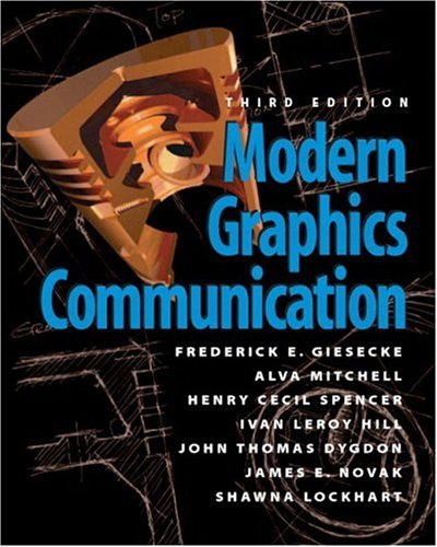 9780131415164: Modern Graphics Communication (3rd Edition)