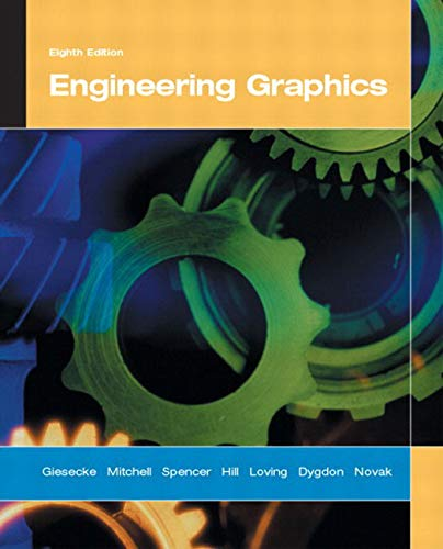9780131415218: Engineering Graphics (8th Edition)