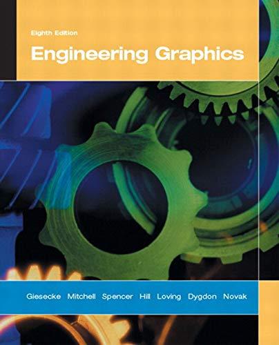 9780131415218: Engineering Graphics (8th Edition)