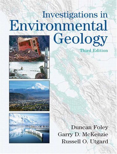 9780131420649: Investigations in Environmental Geology (3rd Edition)