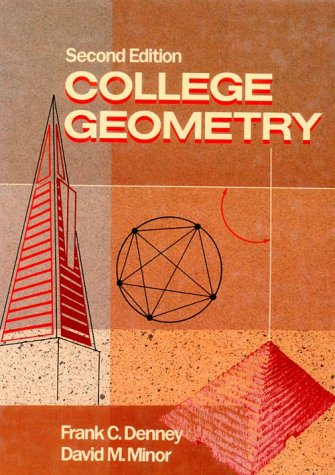 9780131421424: College Geometry