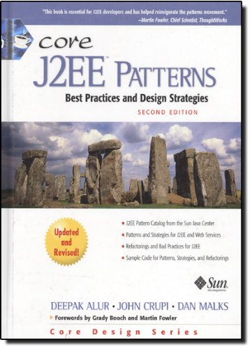 9780131422469: Core J2EE Patterns:Best Practices and Design Strategies (Core Design Series)