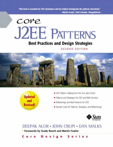9780131422469: Core J2EE Patterns: Best Practices and Design Strategies