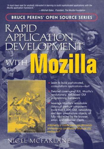 9780131423435: Rapid Application Development with Mozilla