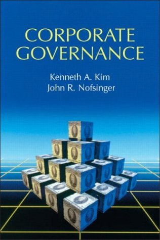 9780131423879: Corporate Governance