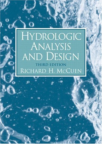 9780131424241: Hydrologic Analysis and Design (3rd Edition)