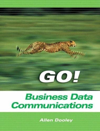 9780131424296: Business Data Communications