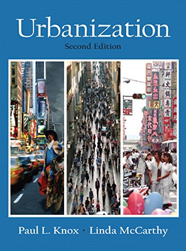 9780131424500: Urbanization: An Introduction to Urban Geography