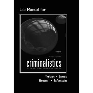 9780131424678: Criminalistics An Introduction To Forensic Science