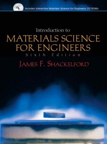 9780131424869: Introduction to Materials Science for Engineers (6th Edition)