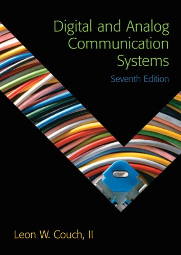 Digital & Analog Communication Systems (7th Edition): Leon W. Couch
