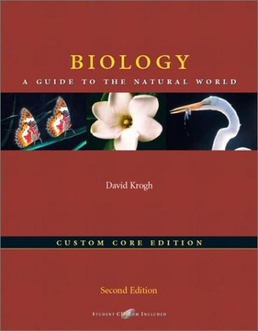 9780131426337: Biology: A Guide to the Natural World (Custom Core Edition)
