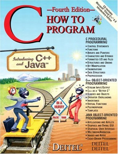 9780131426443: C How to Program Introducing C++ and Java