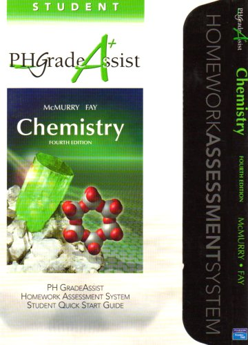 9780131426924: Supplement: Phga Student Quick Start Guide - Chemistry: International Edition 4/E