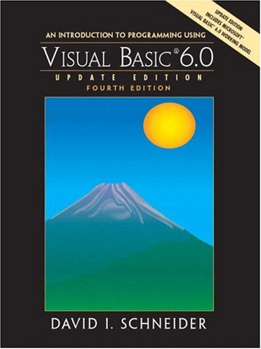 9780131427075: An Introduction to Programming with Visual Basic 6.0, Update Edition (4th Edition)