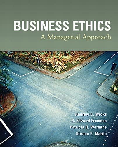 9780131427921: Business Ethics