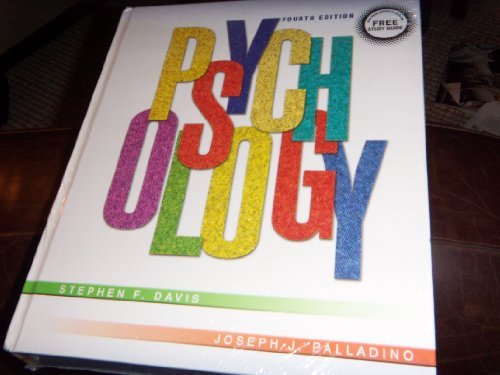 9780131427969: Psychology and Study Guide Package, Fourth Edition