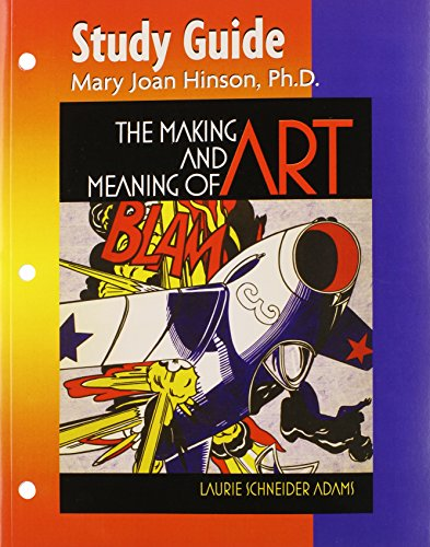 9780131428362: Making & Meaning of Art Study Guide
