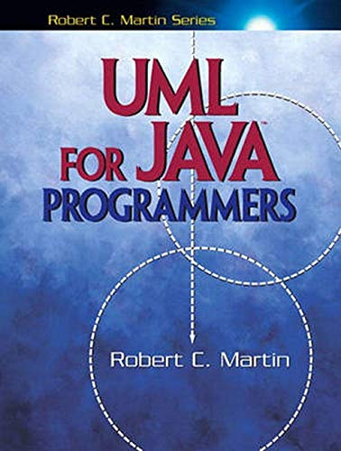 9780131428485: UML for Java Programmers (Robert C. Martin)