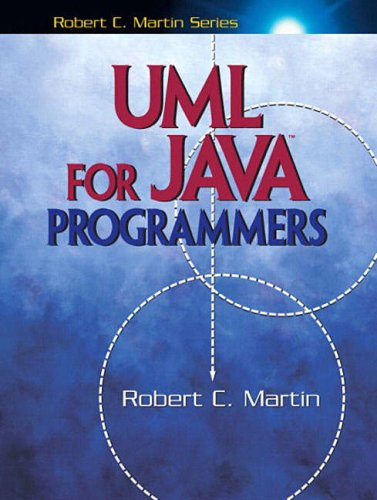 9780131428485: UML for Java¿ Programmers (Robert C. Martin)