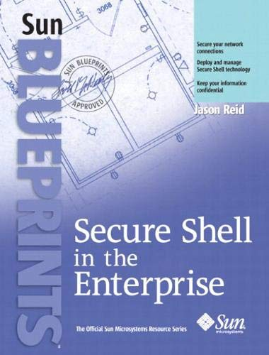 9780131429000: Secure Shell in the Enterprise